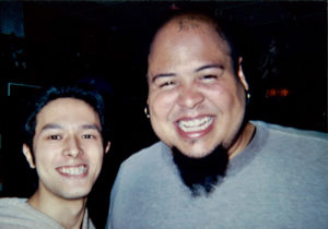 with Abe Laboriel Jr.